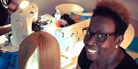 Tampa, Fl | Enclosed Wig Making Class