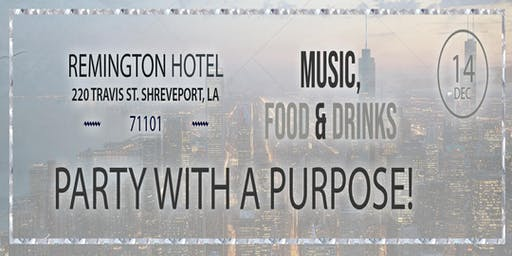 Party With A Purpose: A Pure White Affair