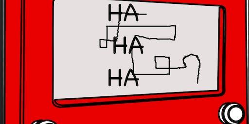 Etch-a-Sketch: An Open Sketch Comedy Jam