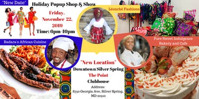 Holiday Popup Shop & Show
