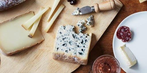 Vive la France: French Wines + Cheeses