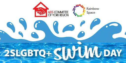 LGBTQ+ Swim Day