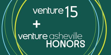 2019 Venture 15 Awards and Venture Asheville Honors tickets