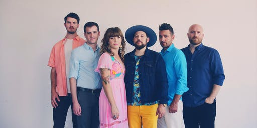 Dustbowl Revival w/ Smooth Hound Smith