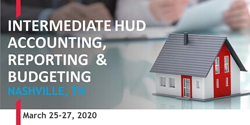 INTERMEDIATE HUD ACCOUNTING, REPORTING & BUDGETING