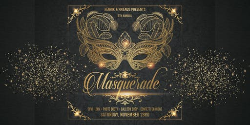 6th Annual Masquerade Ball