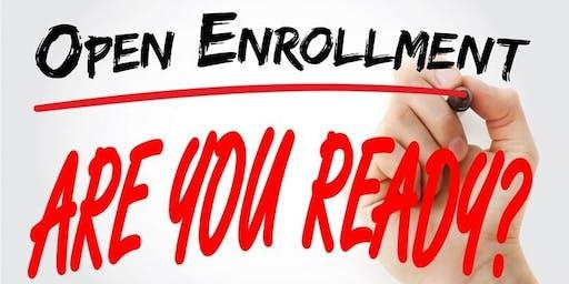 Open Enrollment Session