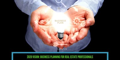 Champion Mingle: 2020 Vision (Business Planning for Real Estate Professionals)