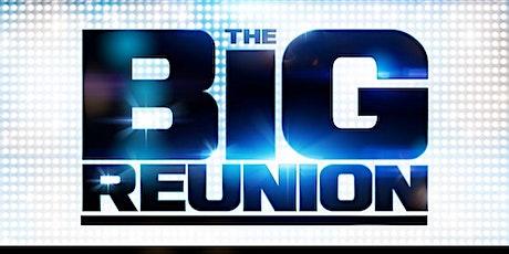 The Big Reunion 2019 tickets