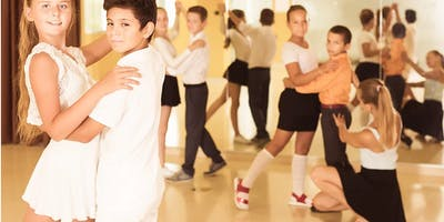 Youth Ballroom & Latin Dancing