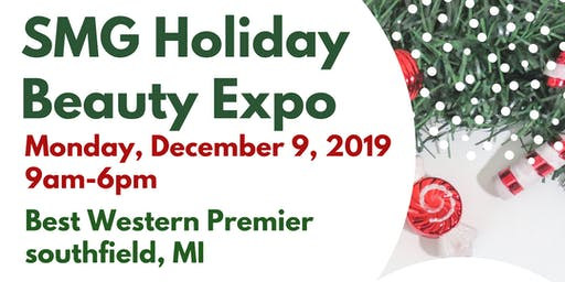 SMG Holiday Beauty Expo