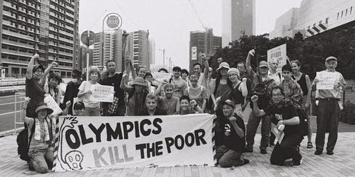 How The Olympics Kill The Poor: Organizing Against Criminalization