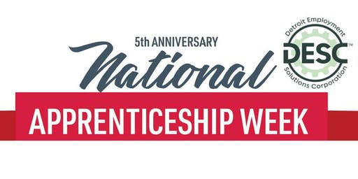 National Apprenticeship Week Afterglow Event!