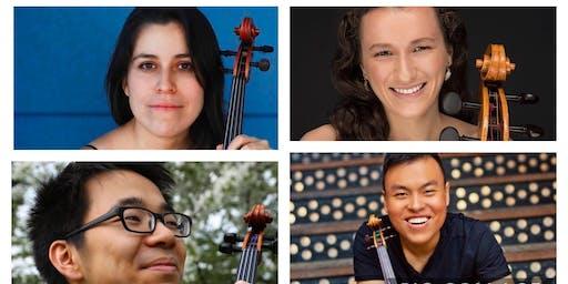 PLATFORM MUSIC Presents String Quartets