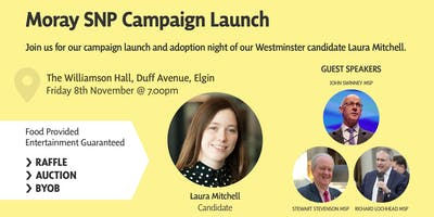 Westminster Campaign Launch & Candidate Adoption Night