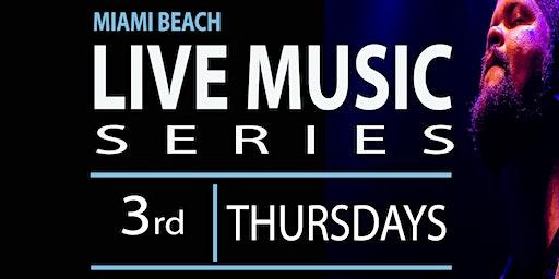 Miami Beach Live Music Series