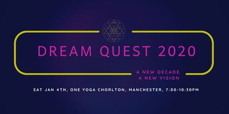 New Year Dream Quest tickets