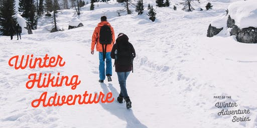 Winter Mountain Hiking Adventure - Nov 23