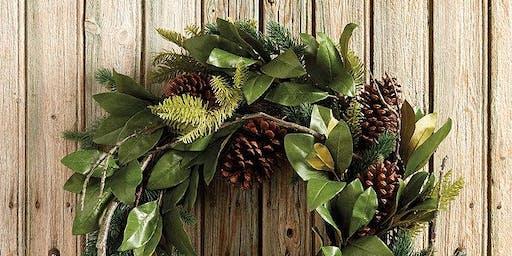 Antheia Holiday Wreath Workshop