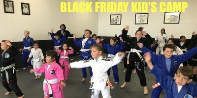 BLACK FRIDAY KID'S CAMP