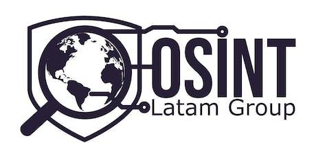 OSINT Latam Conference 2019 entradas