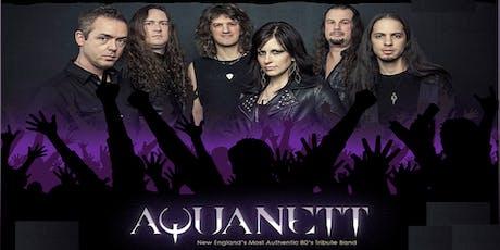 Aquanett tickets