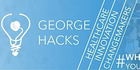 George Hacks 3rd Annual Medical Solutions Hackathon 2020 tickets