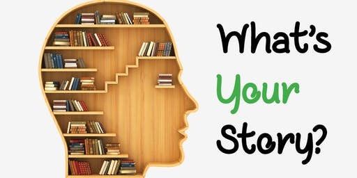 """What's Your Story?"" An Evening of Music and Storytelling"