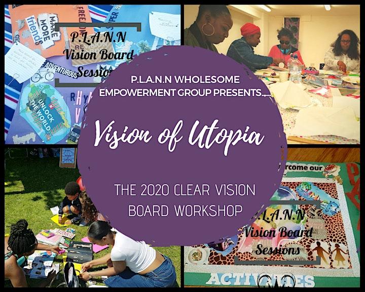 Vision of Utopia - the Year of Love Awakening image