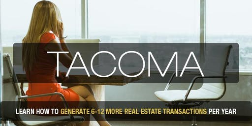 Generate 6-12 More Real Estate Transactions