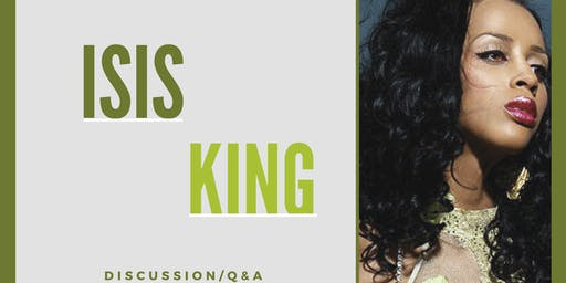 Isis King: Model, Actress and Trans Rights Advocate