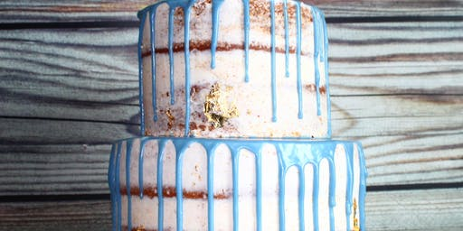 Naked Drip Cake Class @ Willow Nest Marksville, LA