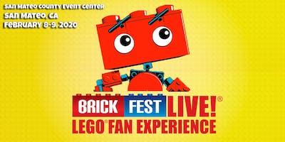 Brick Fest Live LEGO® Fan Experience (San Francisco, CA)