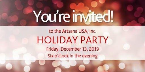Artsana USA, Inc. Annual Holiday Party
