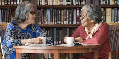 Discover, Dine, & Dialogue
