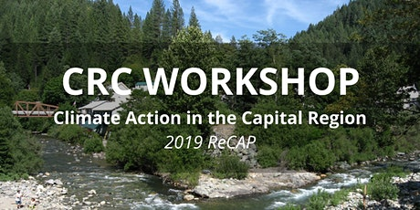 Climate Action in the Capital Region: 2019 ReCAP tickets