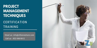 Project Management Techniques Certification Training in Columbia, MO