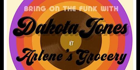 Dakota Jones, Johnny Darlin and the Elements at Arlene's Grocery tickets