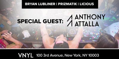 We're Never Going Home - NYC - with Special Guest Anthony Attalla