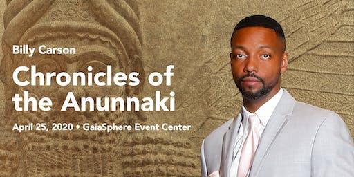 The Chronicles of the Anunnaki with Billy Carson