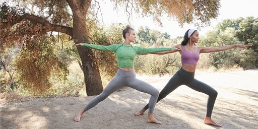 FREE Hip Hop Yoga @Fabletics Legacy West