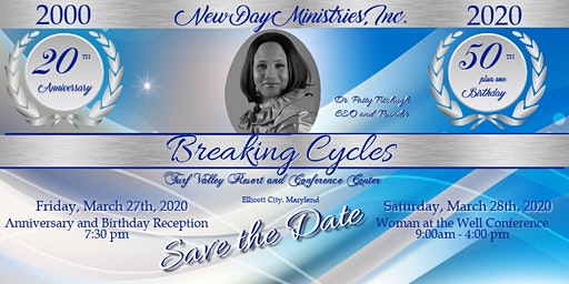 Woman at the Well Conference and  NDM 20  Year Anniversary Celebration