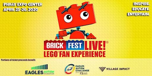 Brick Fest Live LEGO® Fan Experience (Philadelphia, PA)