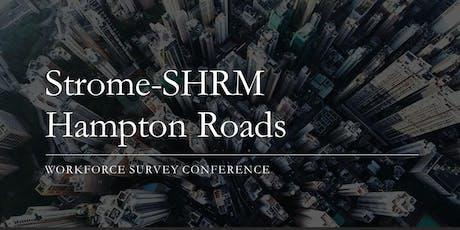 Strome-SHRM Hampton Roads Workforce Conference tickets