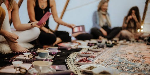 Full Moon Magic Hour Tea Circle w/Zhena- Learn The Dream Oracle