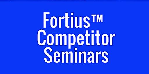 Fortius Competition Seminar, River North CF: Day 1