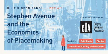 Stephen Avenue and the Economics of Placemaking tickets