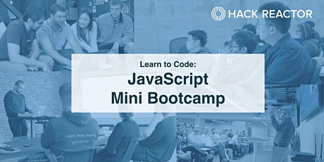 Learn to Code Denver: JavaScript Mini Bootcamp tickets