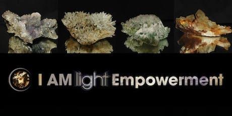 I Am Light Empowerment tickets