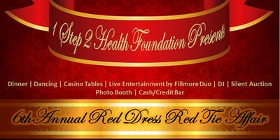 6th Annual Red Dress Red Tie Affair